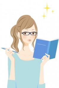勉強イラスト